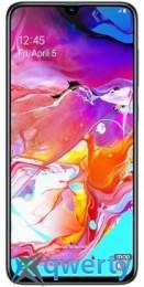 Samsung Galaxy A70 6/128GB Black (SM-A705FZKUSEK)