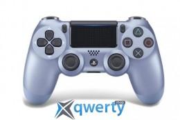 Джойстик DualShock 4 Titanium Blue V2