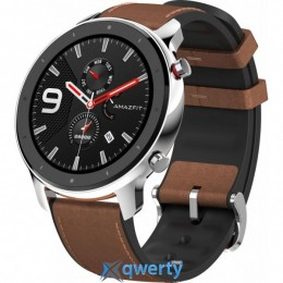 AMAZFIT GTR 47 MM STAINLESS STEEL (GTR 47 MM STAINLESS STEEL)