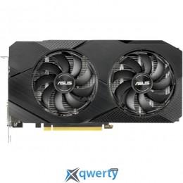 Asus PCI-Ex GeForce GTX 1660 Super Dual EVO OC 6GB GDDR6 (192bit) (14002) (1 x DisplayPort, 1 x HDMI, 1 x DVI) (DUAL-GTX1660S-O6G-EVO)