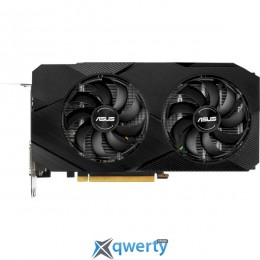 Asus PCI-Ex GeForce GTX 1660 Super Dual EVO Advanced 6GB GDDR6 (192bit) (14002) (1 x DisplayPort, 1 x HDMI, 1 x DVI) (DUAL-GTX1660S-A6G-EVO)