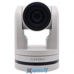 Avonic PTZ Camera 20x Zoom White (AV-CM40-W)