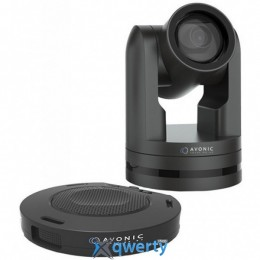 Avonic Video Conference Camera KIT2 Black (AV-CM44-KIT2)