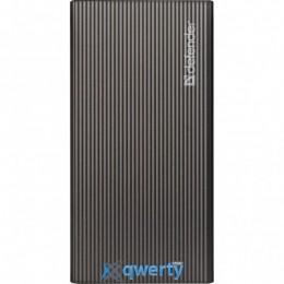 DEFENDER EXTRALIFE FAST 5000B LI-POL, 5000MAH, USB*2 + TYPE-C 3A (83627)