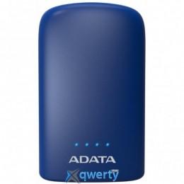 ADATA P10050V DARK BLUE (10050MAH, 2*5V*2,4A MAX, CABLE MICRO-USB) (AP10050V-DUSB-CDB)