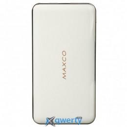 MAXCO RAZOR TYPE-C 8000 MAH WHITE (335410)