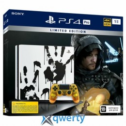 Sony PlayStation 4 Pro 1TB (PS4) Death Stranding limited edition