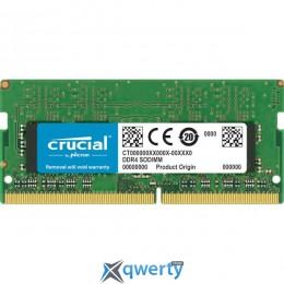 Crucial SODIMM DDR4-2666 16GB PC4-21300 (CT16G4S266M)