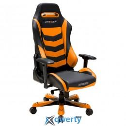 DXRacer Iron OH/IS166/NO (Black/Orange) (60410)