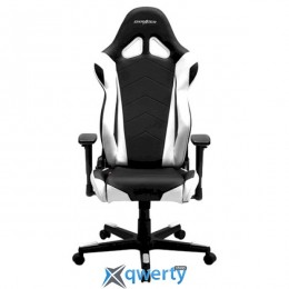 DXRacer Racing OH/RE0/NW Black/White (60427)