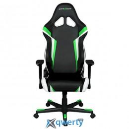 DXRacer Racing OH/RZ288/NEW Black/Green/White (62110)