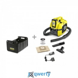 Karcher WD 1 Compact Battery Set (9.611-310.0)
