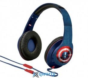 eKids iHome MARVEL, Avengers Civil War, Captain America, Mic (VI-M40CW.UXV6)