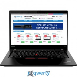LENOVO ThinkPad X390 Black (20Q0005TRT) купить в Одессе