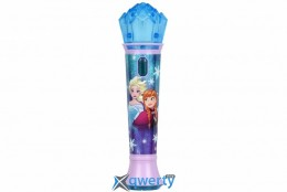 eKids Disney Frozen, караоке, Lights flash, mini-jack (FR-070.11MV7)