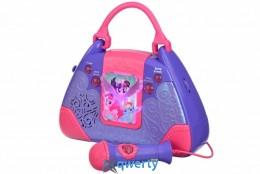 eKids Disney My Little Pony, караоке, Lights flash, mini-jack (ML-115.UEMV7M)