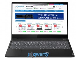 Lenovo Ideapad S340-15IWL (81N800WSRA) Onyx Black