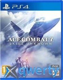 Ace Combat 7 PS4 (русские субтитры)