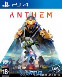 ANTHEM PS4 (русские субтитры)