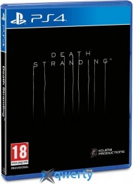 Death Stranding PS4 (русская версия)