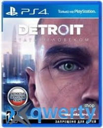 Detroit: Become Human PS4 (русская версия)
