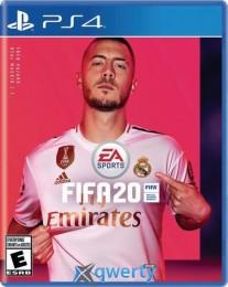 FIFA 20 PS4 (английская версия)