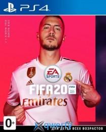 FIFA 20 PS4 (русская версия)