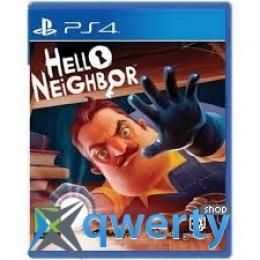 Hello Neighbor PS4 (русские субтитры)