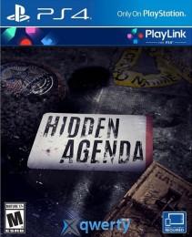 Hidden Agenda PS4 (русская версия) купить в Одессе