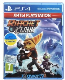Ratchet Clank PS4 (русская версия)