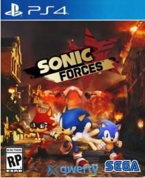 Sonic Forces PS4 (русские субтитры)