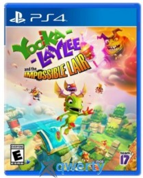 Yooka-Laylee and the Impossible Lair Nintendo Switch (английская версия)