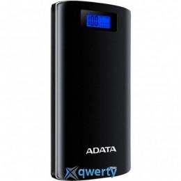 ADATA P20000D 20000mAh Black (AP20000D-DGT-5V-CBK)