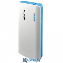 ADATA PT100 10000mAh White-Blue (APT100-10000M-5V-CWHBL)