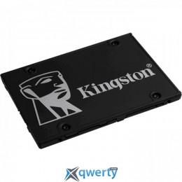 Kingston SSD Upgrade Kit KC600 1TB SATAIII 3D TLC (SKC600B/1024G) 2.5