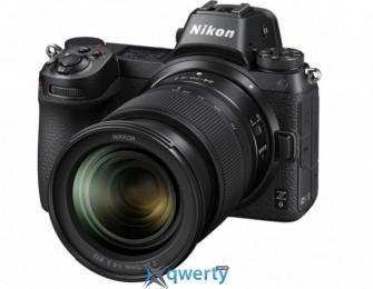 Nikon Z6 + 24-70mm f/4 S + FTZ Adapter Kit (VOA020K003)