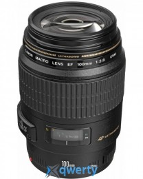Canon EF 100 mm f / 2.8 USM Macro (4657A011)