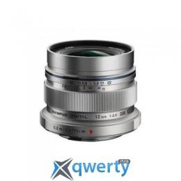 Olympus EW-M1220 ED 12mm 1:2.0 Silver (V311020SE000)