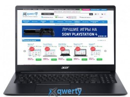 Acer Aspire 3 A315-34-P6SD (NX.HE3EU.02H) Charcoal Black