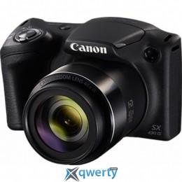 Canon PowerShot SX430 IS Black (1790C011AA)