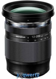 Olympus ED 12-200mm 1:3.5-6.3 Black (V316030BW000)