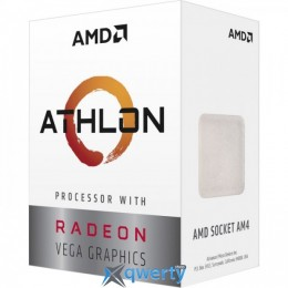 AMD Athlon 3000G 3.5GHz/4MB (YD3000C6FHBOX) AM4 BOX