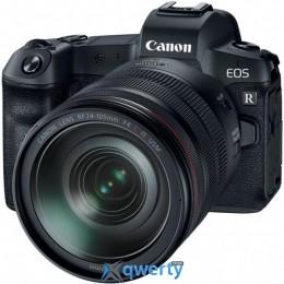 Canon EOS R RF 24-105L kit + адаптер EF-RF (3075C060)