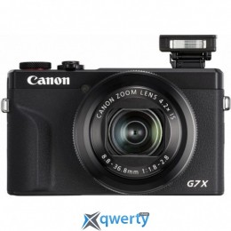 Canon Powershot G7 X Mark III Black (3637C013)