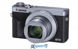 Canon Powershot G7 X Mark III Silver (3638C013)