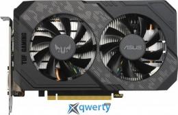Asus PCI-Ex GeForce GTX 1650 Super TUF OC Gaming 4GB GDDR6 (128bit) (1530/12002) (DVI, HDMI, DisplayPort) (TUF-GTX1650S-O4G-GAMING)