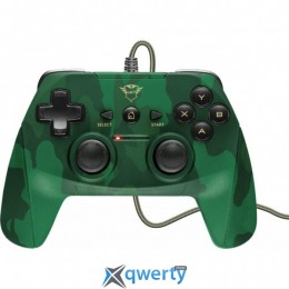 Trust GXT 540C Yula Wired Gamepad- camo edition (23291)