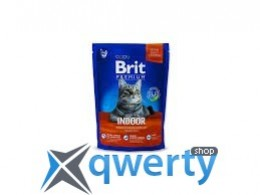 Brit Premium Cat Indoor 800 g (д/ кошек, живущих в помещении) (1111143480)