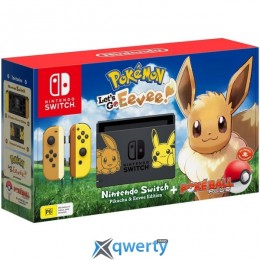 Nintendo Switch+Pokémon:Let