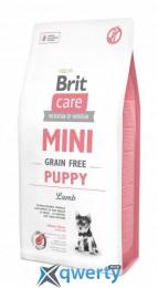 Brit  Care GF Mini  Puppy 2 kg Lamb (д/щенков малых пород) ягненок (1111148815) купить в Одессе